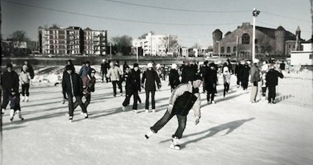 Get your skate on at The Oval.