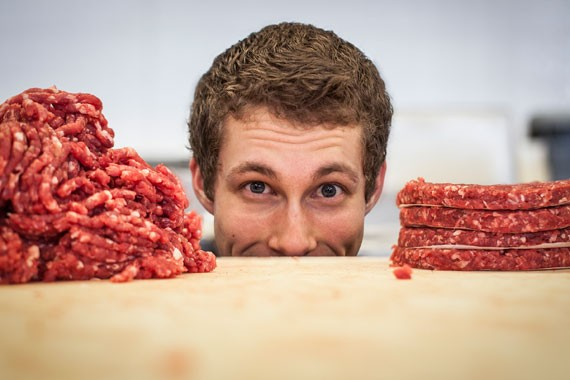 Getaway Farms has its ear to the ground (beef). - RILEY SMITH