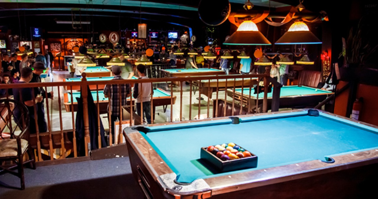 Best Place To Play Pool Public Life - Games to play on a pool table