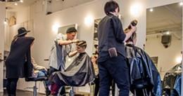 SAMSON LEARN - Gold winner, One Block Barbershop.