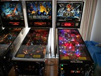 Great Pinball Store opening on Quinpool