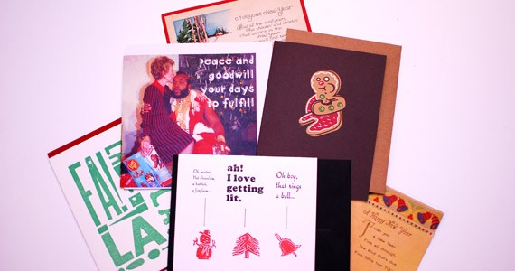 Greeting cards at the holidays holiday planner halifax for Who commissioned the first christmas card in 1843