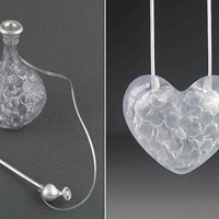 Greg Sims, Hollow Heart Locket. Catherine Allen, Inflate.