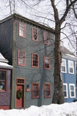 Halifax Homes: Maynard Street