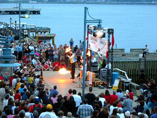 festivals in nova scotia events music theatre lobster house