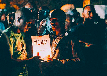 Halifax lights a candle for Kenya