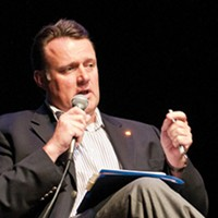 Halifax mayor Mike Savage