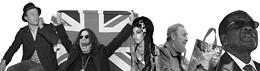 Heath Ledger, Ozzy Osbourne, Amy Whitehouse, Fidel Castro, Grocery bag, Robert Mugabe.