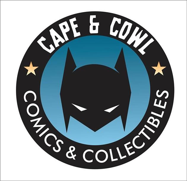 Hello Cape & Cowl!