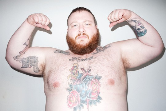 Hello to Action Bronson