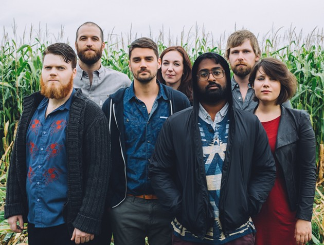 Hey Rosetta! - SCOTT BLACKBURN