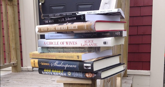 HFXBookSwap is just one of the ways to interact with the city during 100 in 1 Day.