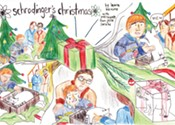 Holiday comic: Schrodinger's Christmas