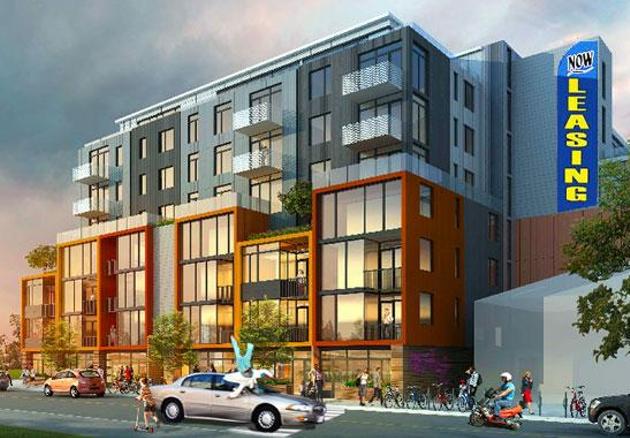@Hooberbloob's remix of Fares' proposed Maynard Street development.