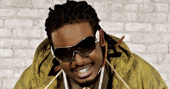 Hopefully T-Pain will grab a TIBS croissant this weekend.