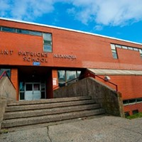 Condition of former St. Pat's-Alexandra school is debated