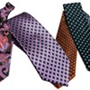 How to buy a good tie