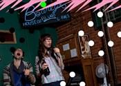 I love this karaoke town