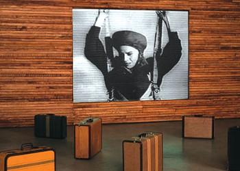 I spy: Nina Levitt at SMU Gallery