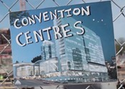 A tale of two convention centres