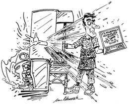 illustration Graham Pilworth
