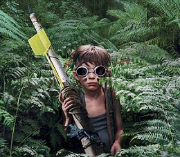 In Son of Rambow, kids try to remake Rambo: First Blood.