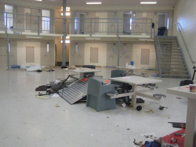 Inside the Central Nova Correctional Facility. - NEWS95.7, VIA DEPARTMENT OF JUSTICE
