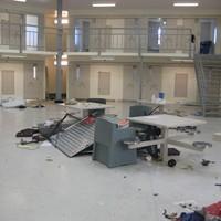 Inside the Central Nova Correctional Facility.