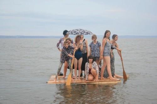 It's raft-ure at White Rabbit - ANDREA WILLIAMSON