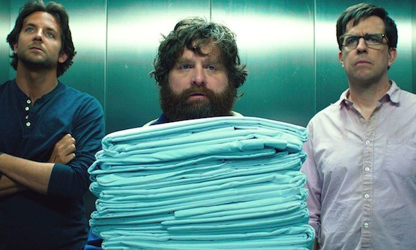 It's taken three Hangovers for stubbornly charming Zach Galifianakis to make it to centre stage.