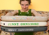Jenny Omnichord and Wax Mannequin say bye-bye babies