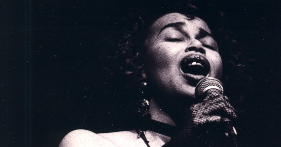 Jeri Brown shot by Clas Larsson at Jazz Fest in '94. - CLAS LARSSON