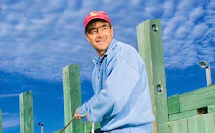John Risley trawlin' and trollin'. - CANADIAN BUSINESS