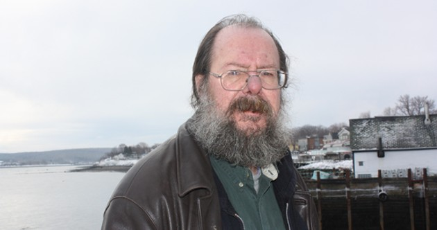 John Roswell lives in Digby, where he founded Digby Clare Mental Health Volunteers. Roswell has experienced several psychotic episodes in his life and is always pushing for open and frank discussion about mental illness. - BRIAN MEDEL