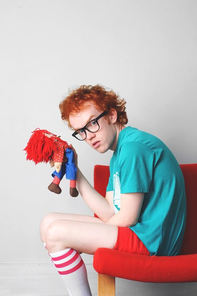 Johnnie Walker will make you want to hug a Redheaded Stepchild