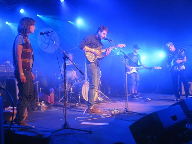 Jon McKiel and friends - ADRIA YOUNG