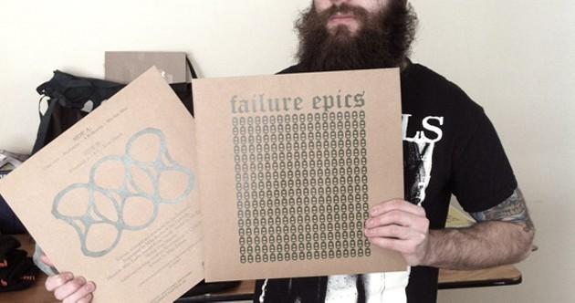 Josh Hogan with Jon Epworths FAILURE EPICS.