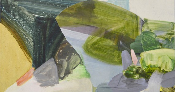 Julie Beugin is in residence at Anna Leonowens until June 27.