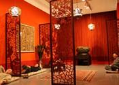 Karen Tam trades spaces