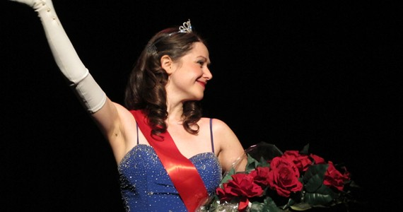 Kate Lavender as Trudy in DMV's Pageant by Daniel Macdonald.