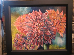 "Kathryn Reith Blake ""March Petal Study"""