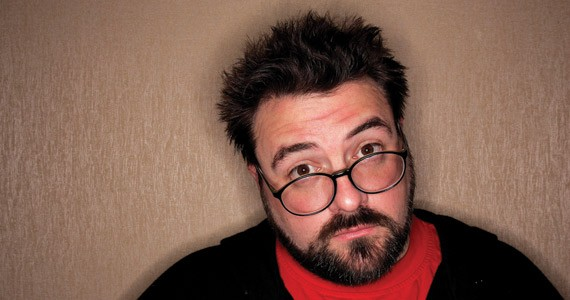 Kevin Smith will become a full-time raconteur following Hit Somebody.