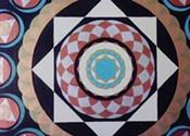 Kiano Zamani's sacred geometry