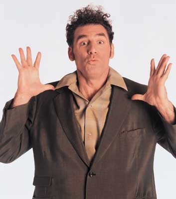 Kramer asks Jerry if he can tape Canadian Parliament, you know on C-Span, on his VCR.