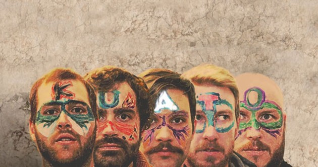 Kuato's new Acadian-themed album contributes to the culture while fulfilling the band's creative goals.