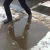 Where's the worst slush puddle in Halifax?