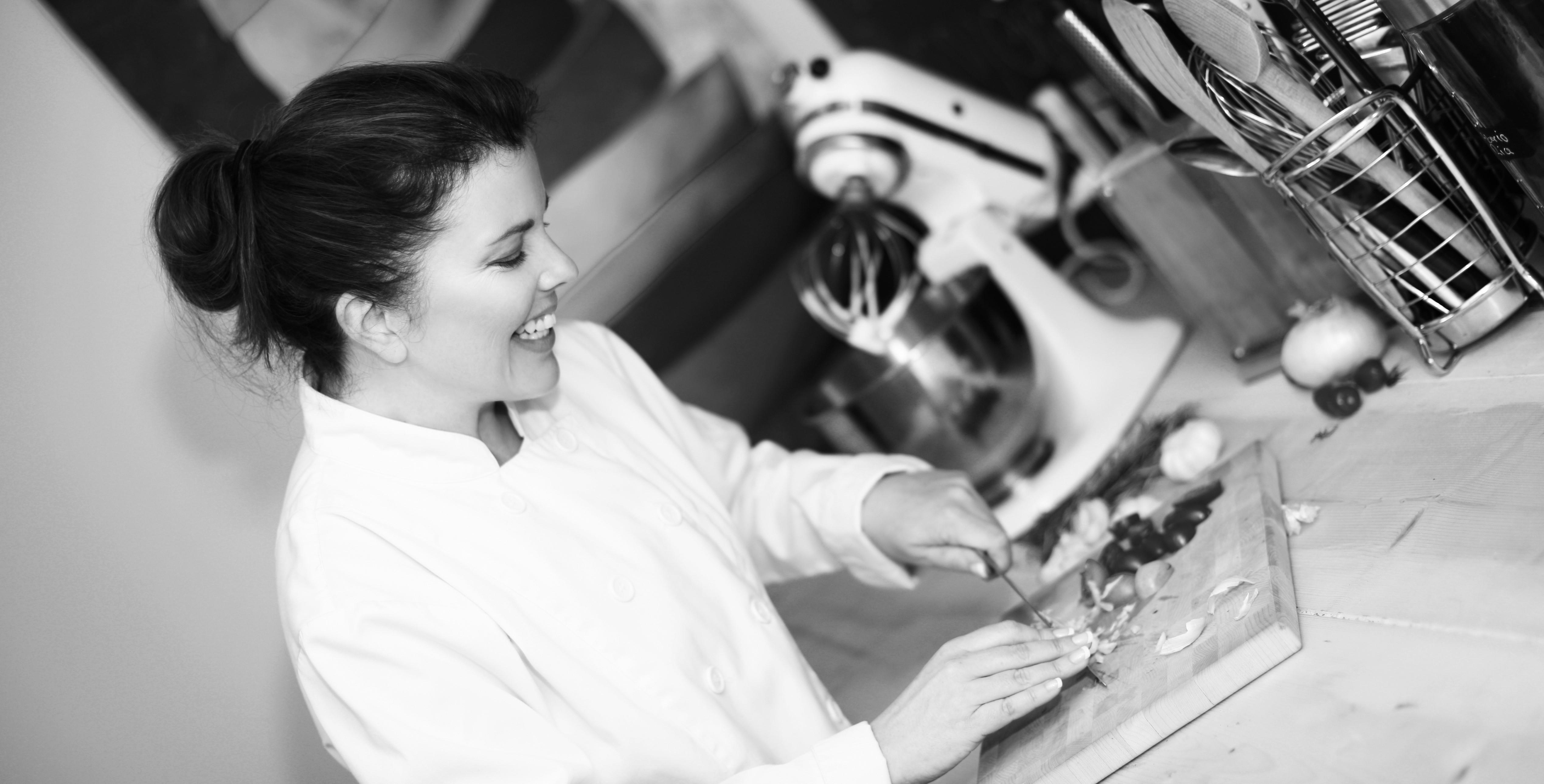 Laura MacLeod, butter lover and baker