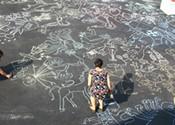 Leah Garnett: <i>Drawing on Air</i>