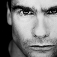 Henry Rollins' long march