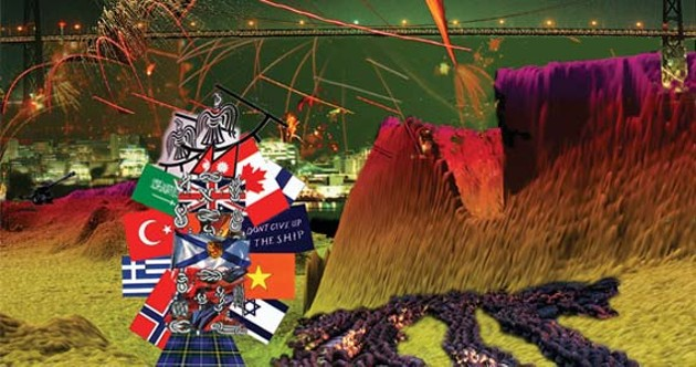 Let David Askevold's Harbour Ghosts, HFX awaken a cool part of your brain.